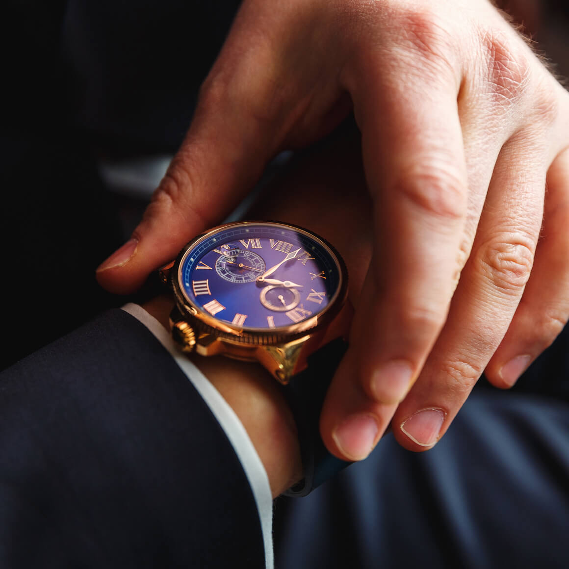 Luxury Jewellery & Watches for Him