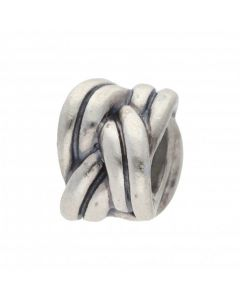 Pre-Owned Pandora Silver Knot Charm