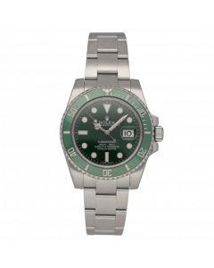 Rolex Submariner 'Hulk' 116610LV First Release 2010 Watch