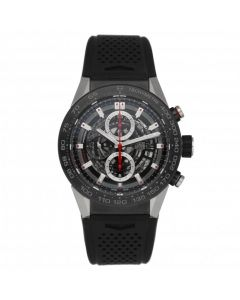 Tag Heuer Carrera Heuer 01 CAR2A1Z.FT6044 2021 Watch