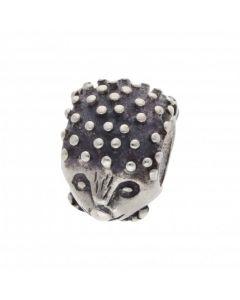 Pre-Owned Pandora Silver Hedgehog Charm