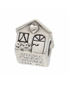 Pre-Owned Pandora Silver Home Sweet Home Charm