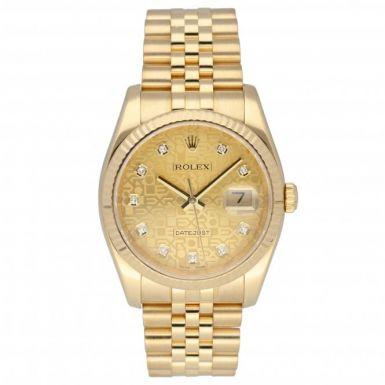Rolex DateJust 116238 2007 Watch