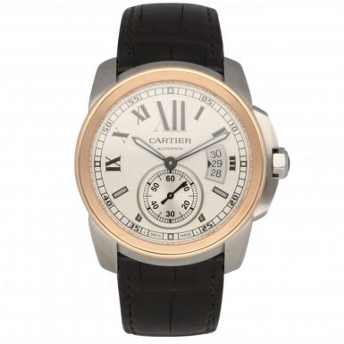 Cartier Calibre De Cartier W7100011 2012 Watch
