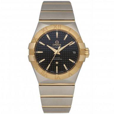 Omega Constellation 123.20.38.21.01.002 2014 Watch