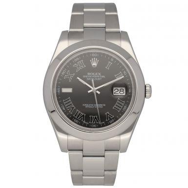 Rolex DateJust II 116300 2016 Watch