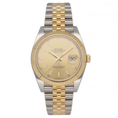 Rolex DateJust 41 126333 2020 Watch