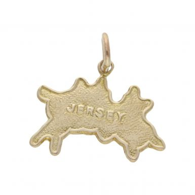 Pre-Owned 9ct Yellow Gold Torah Scroll Pendant