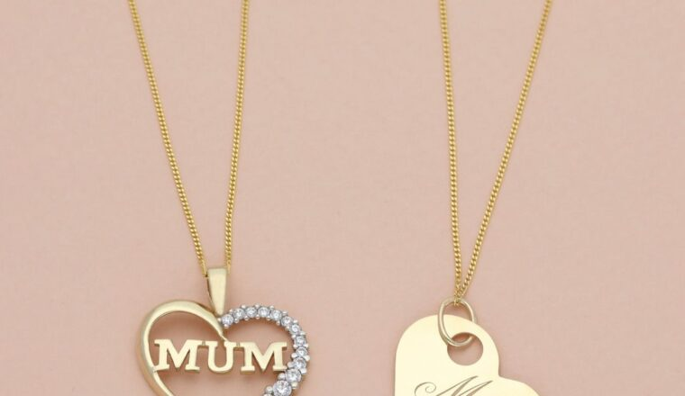 Give The Gift Of Jewellery This Mother's Day