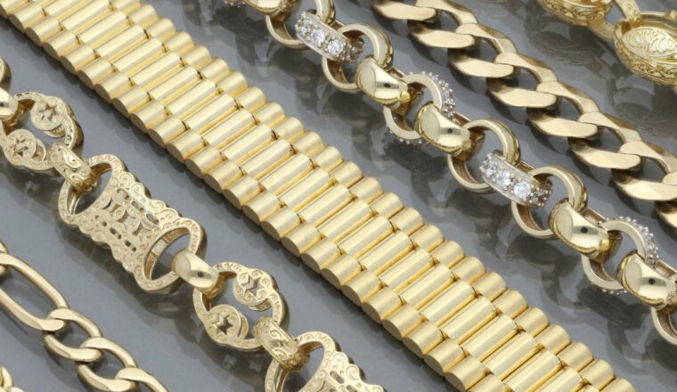 Unisex Gold Chain Style Guide