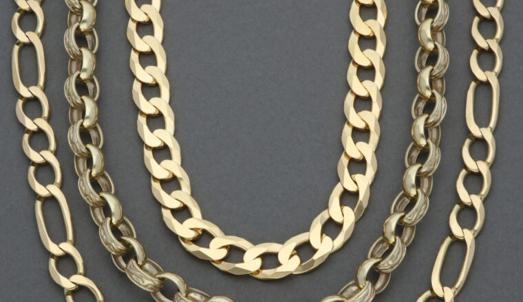 William May's Guide to Men's Chains