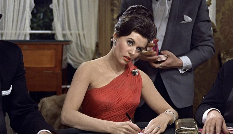 DIAMONDS ARE FOREVER - Get the iconic Bond Girl look with William May's classic jewellery range